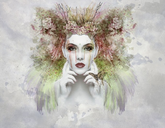 woman pondering, developing your intuition