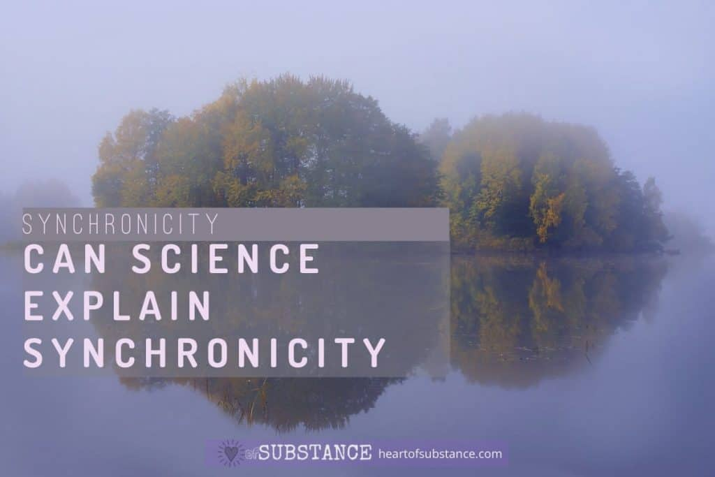 how synchronicity works, can science explain synchronicity